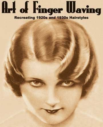 1930 Hairstyles 1930 hairstyles for long hair google search Art Of Finger Waving Recreating Vintage 1920s And 1930s Hairstyles