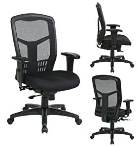Amazon.com - Office Star ProGrid High Back Managers Chair with