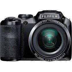 41QzGCor KL Fujifilm FinePix S4800 16MP Digital Camera with 3 Inch LCD (Black)
