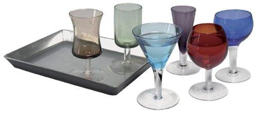 Artland 7 Piece Short Stem Liqueur Set