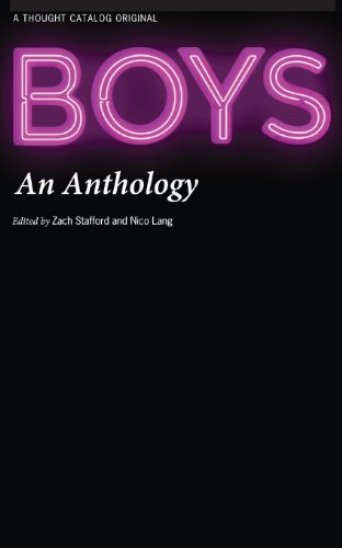Boys, an Anthology