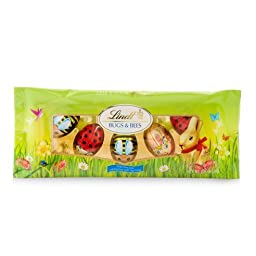Chocolate Bugs and Bees 5-Pack Figures