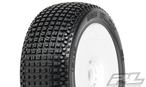 Pro-Line 9048-034 Big Blox X4 Off-Road 1/8 Buggy Tires Mounted by Pro-Line (Proline Bowtie Tires Mounted compare prices)