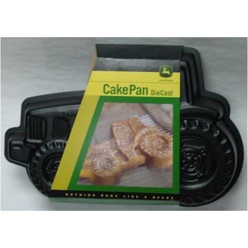 John Deere Tractor Cake Pan Scale