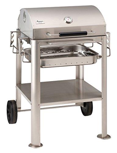 Landmann Barbecue a carbonella Collection numero 1aspirante barbecue, argento
