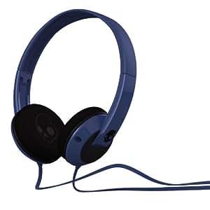 Skullcandy Uprock 2.0 On-Ear Headphones - Blue/Black
