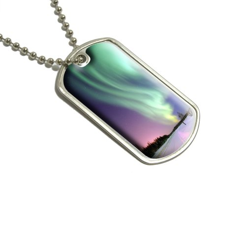 aurora-borealis-alaska-sky-military-dog-tag-luggage-keychain