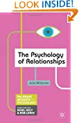 The Psychology of Relationships (Palgrave Insights in Psychology series)