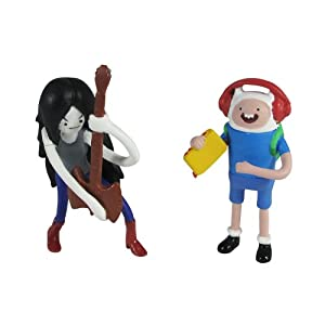 "Adventure Time 2"" Finn and Marceline"