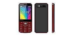 Videocon V3AB1 Black-Red-Black