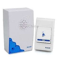 32 Musics Intelligent Flashlicht Wireless Remote Control Doorbell