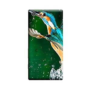 iCover Premium Printed Mobile Back Case Cover With Full protection For Sony Xperia Z5 (Designer Case)