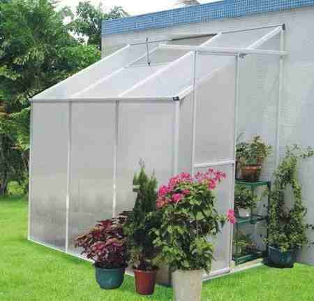 Lean To Greenhouse Sunroom Carport Sun Shelter