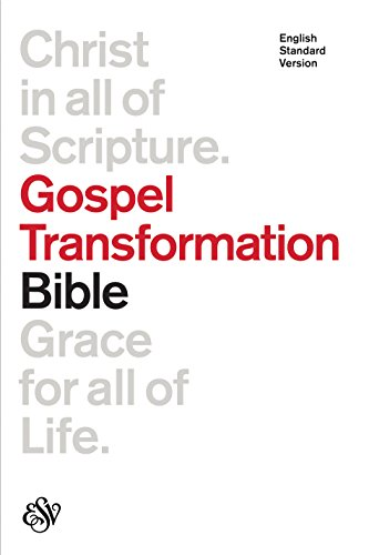 ESV Gospel Transformation Bible (White)