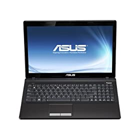 ASUS K53U-A1 15.6-Inch Versatile Entertainment Laptop - Mocha