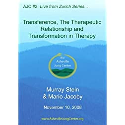 AJC #2 Therapeutic Relationship From a Jungian Perspective