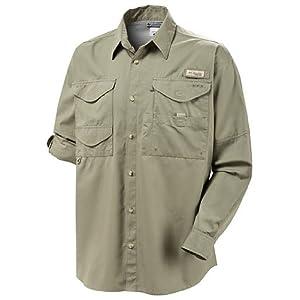 Columbia Men's Bonehead Big Long Sleeve Shirt
