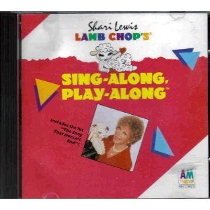 Original album cover of Lamb Chop's Sing-Along, Play-Along by Shari Lewis