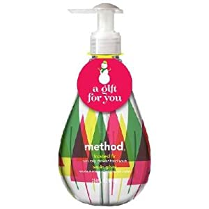 Method Limited Edition Gel Hand Wash - Frosted Fir - 12 oz
