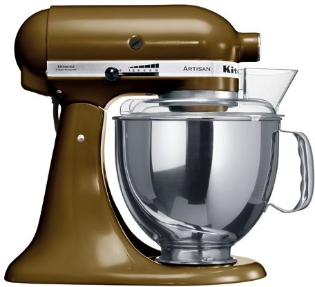 Kitchen Aid 5KSM150 Stand Mixer Bronze - 220 Volts Only! Will Not Work In The USA