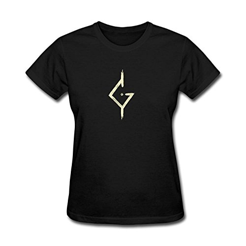 Women's Caliban Band Gravity Metalcore 2016 T-shirt XLarge