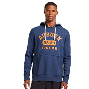 Under Armour Mens Auburn Under Armour® Legacy Hoodie by Under Armour