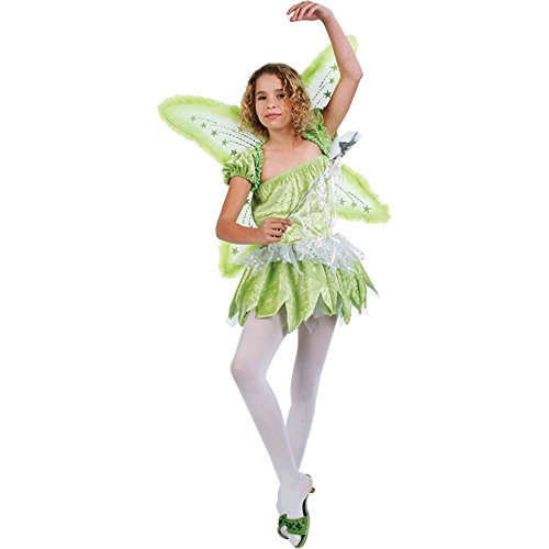 Kid's Pixie Tinkerbell Halloween Costume (Size: Small 4-6)