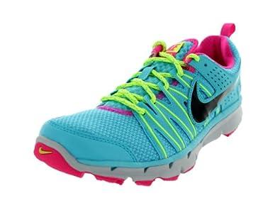 Amazon.com: Nike Women's Flex Trail 2 Gamma Blue/Black/Volt/Pnk Foil
