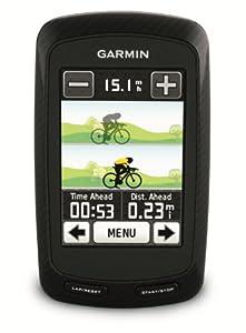 Garmin Edge 800 Ordinateur de vélo GPS Ecran tactile Etanche Noir/Blanc