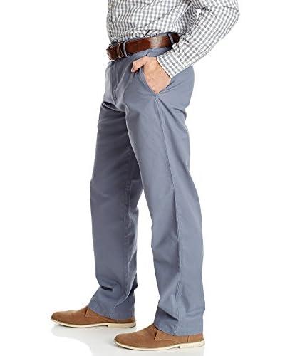 Dockers Pantalone Right Classic Field [Blu Grigio]