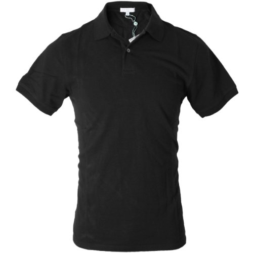 lyle-scott-basic-cotton-pique-short-sleeved-polo-shirt-black-large