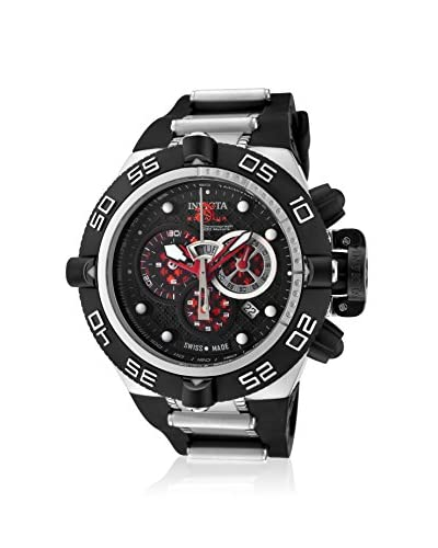 Invicta Men's 6569 Subaqua Noma IV Black Rubber Watch