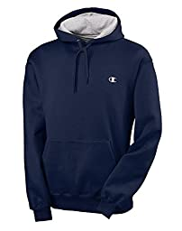 Champion Big and Tall Fleece Pullover Hoodie (Navy 5X-T)