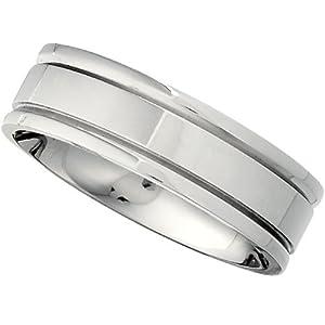 Titanium 7.0mm Band: Size 9.5
