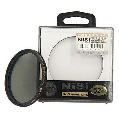 Peach Nisi 52Mm Pro Mc Cpl Multi Coated Circular Polarizer Lens Filter