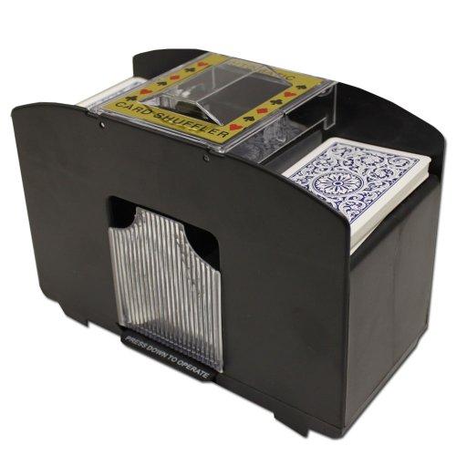 Buy Deluxe 4 Deck Card Shuffler