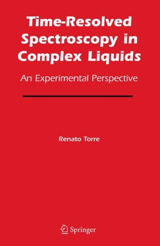 Time-Resolved Spectroscopy In Complex Liquids: An Experimental Perspective