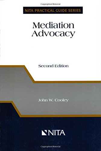 essay on mediation and advocacy