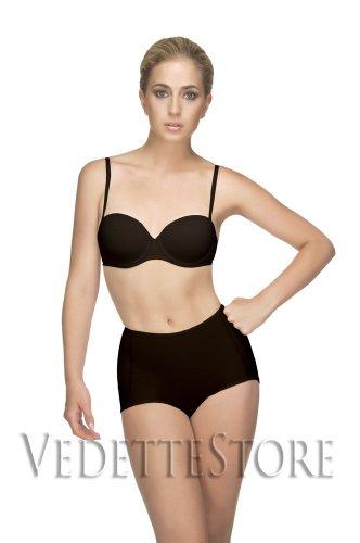 Body Shaper Short Style, Vedette Girdle PushUp Style V156