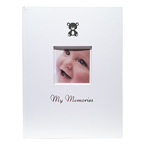 Kangaroo G52000 Baby Memories and Records Book, Luxury Edition - 1