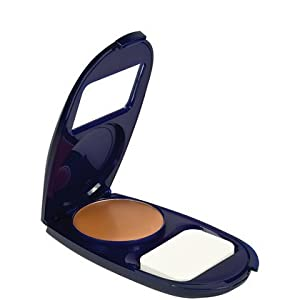 CoverGirl CG Smoothers Aquasmooth Compact Foundation, SoftSable (775)