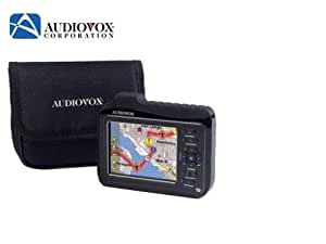 Audiovox NVX226 3.5 Touch and Go GPS Navigation System