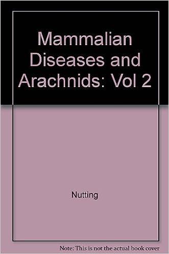 Mammalian Diseases & Arachnids Medico Vet Lab Wildlife