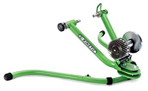 Kinetic by Kurt Rock and Roll Indoor Bicycle Trainer (Green)