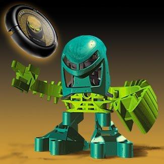 Buy Low Price Legos Bionicle Kongu 1392 – Lego McDonalds 2002 Euro Bionicle Tohunga Matoran Figure (B001N9YLYI)