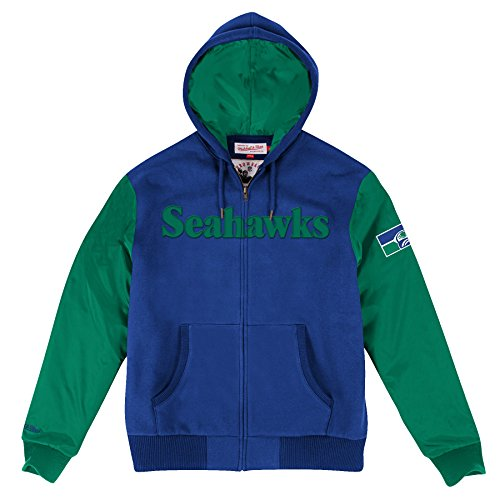 Seattle-Seahawks-Mitchell-Ness-NFL-Skills-Full-Zip-Hooded-Premium-Jacket