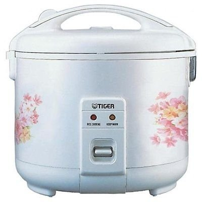 Tiger America Corp. Jnp-1800 10 C. Elec Rice Cooker/Food St (Jnp1800) Fast Ship
