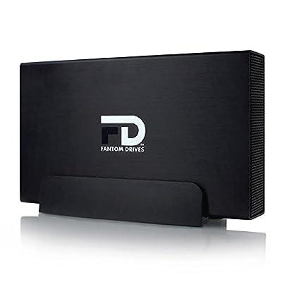 Fantom Dives GF4000QU3 Aluminum External Drive 4TB Quad USB 3.0/2.0 eSATA Firewire800/400
