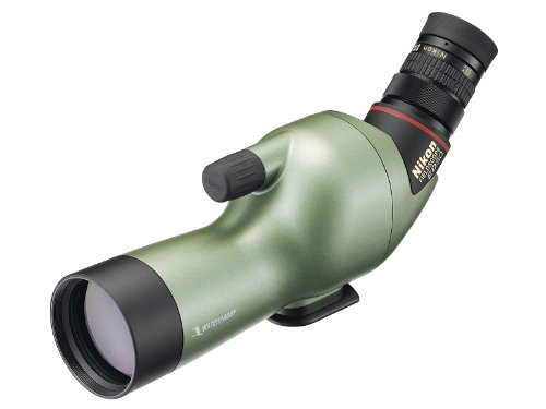 Nikon Fieldscope ED50 Angled (Pearlescent Green)