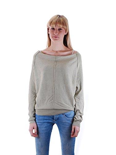 khujo -  Maglia a manica lunga  - Abbigliamento - Donna Verde Verde Claro